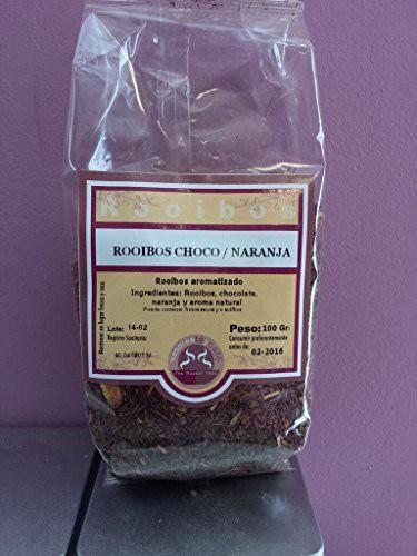 ROOIBOS CHOCO/NARANJA 100 grs.