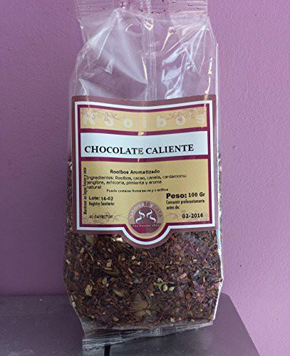 ROOIBOS CHOCOLATE CALIENTE 100 grs.