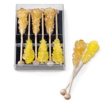 Palitos de Azúcar de Miel y Limón