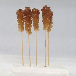 Palitos de Azúcar Moreno