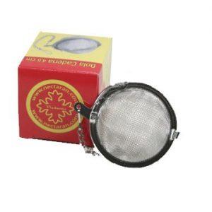 filtro bola cadena 4,5 cm