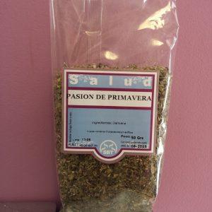 INFUSIÓN PASIÓN DE PRIMAVERA ( 50 G )
