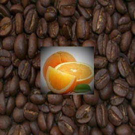 Café 100% Arábica Aromatizado Naranja y Chocolate 1kg