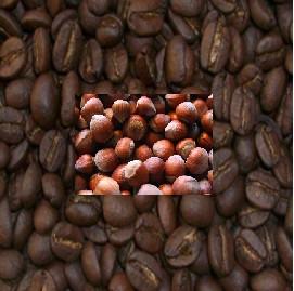 Café 100% Arábica sabor Avellana 1Kg