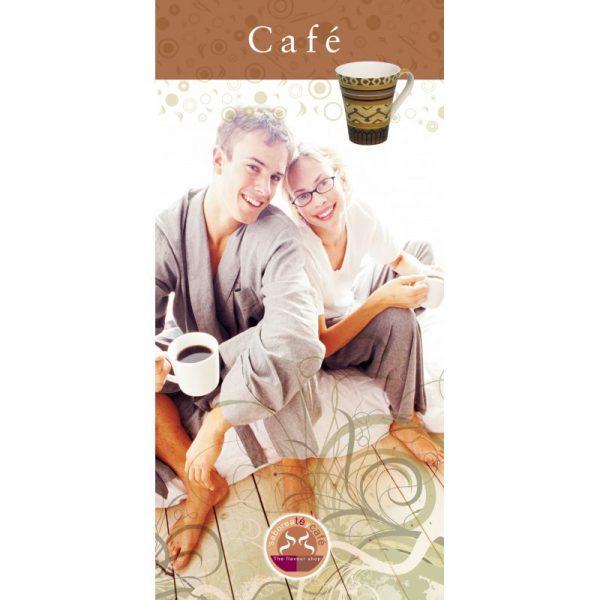 Café India Cherry en grano 1Kg