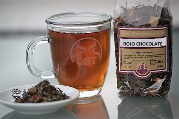 TÉ ROJO CHOCOLATE 100 grs.