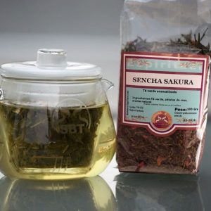 Té Verde Sencha Sakura