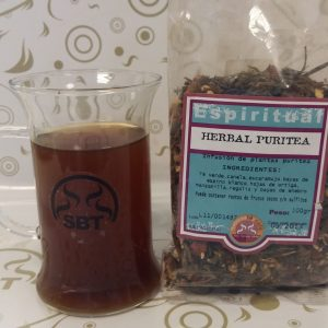 Infusion herbal puritea