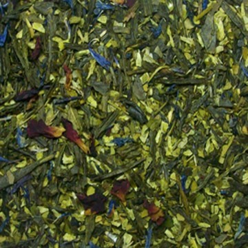 té verde bosque encantado