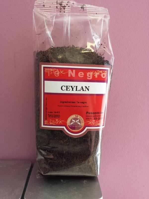 Té Negro Ceylan