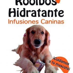 Infusión Canina. Rooibos Hidratante para el calor Saboreatéycafé