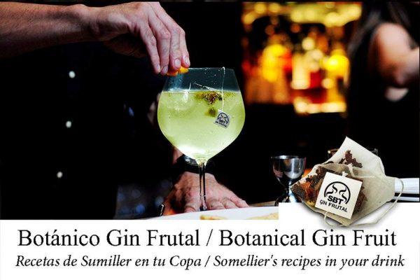 Aromatizante silvestre gin-tonic