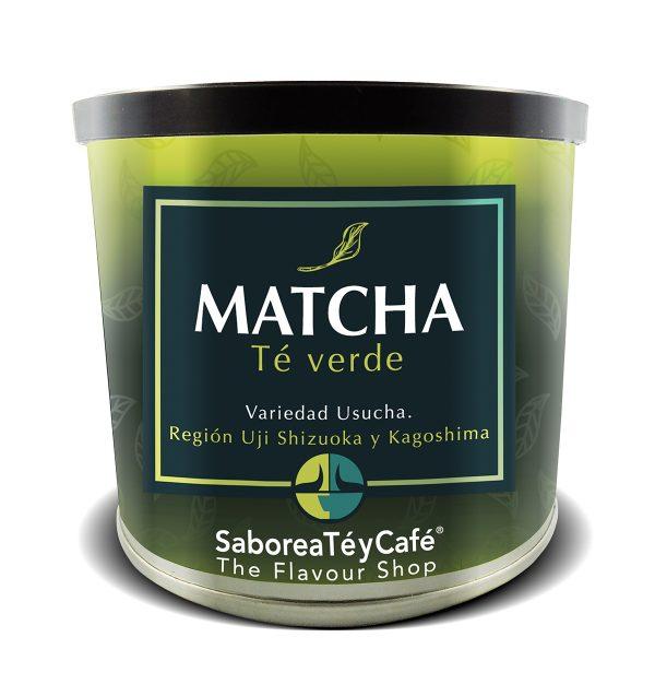 BOTE MATCHA The Flavour Shop. Tu tienda online de té, café, rooibos e infusiones Saboreaté y Café