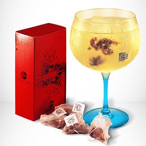 Gin frutal con caja 300x300 1 The Flavour Shop. Tu tienda online de té, café, rooibos e infusiones Saboreaté y Café