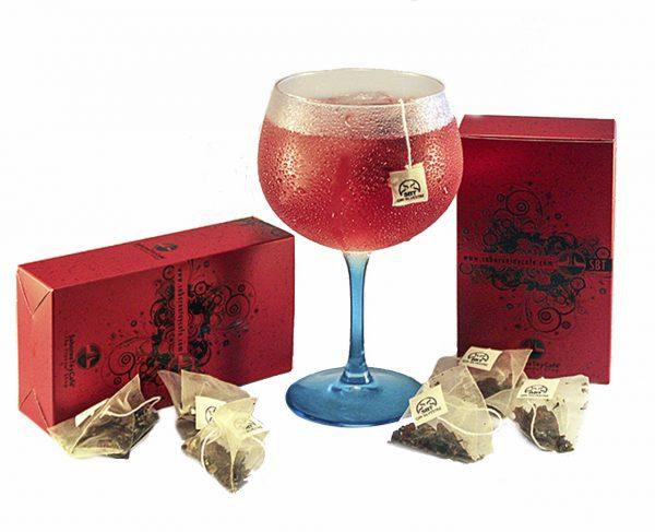 gin botanico silvestre cajas The Flavour Shop. Tu tienda online de té, café, rooibos e infusiones Saboreaté y Café
