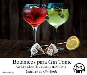 gin botanicos