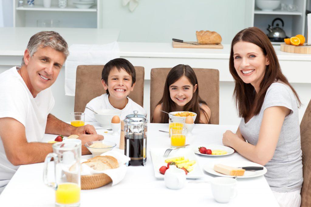 Desayuno en la cocian The Flavour Shop. Tu tienda online de té, café, rooibos e infusiones Saboreaté y Café