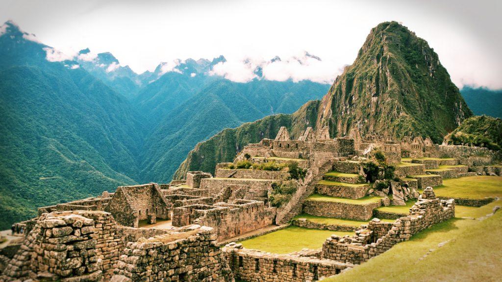 Machu Picchu The Flavour Shop. Tu tienda online de té, café, rooibos e infusiones Saboreaté y Café