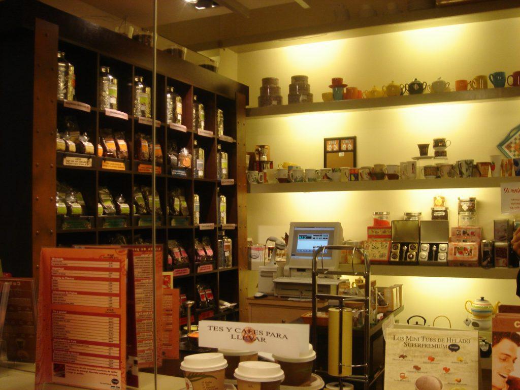 Tienda Mario 3 The Flavour Shop. Tu tienda online de té, café, rooibos e infusiones Saboreaté y Café