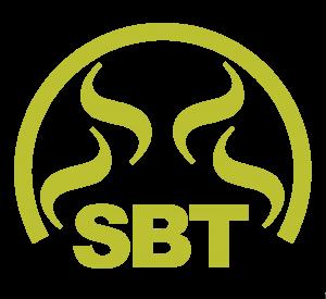 logo sbt dorado The Flavour Shop Saboreaté y Café