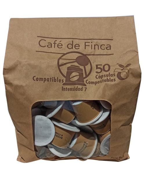 CAPSULAS SBT FINCA DELANTERA The Flavour Shop. Tu tienda online de té, café, rooibos e infusiones Saboreaté y Café
