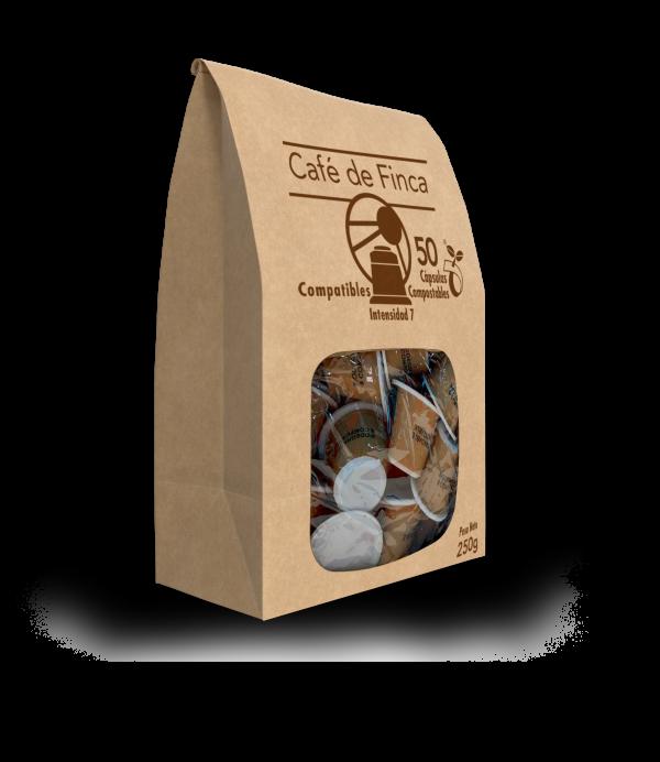 Saco craft cafe de finca The Flavour Shop. Tu tienda online de té, café, rooibos e infusiones Saboreaté y Café