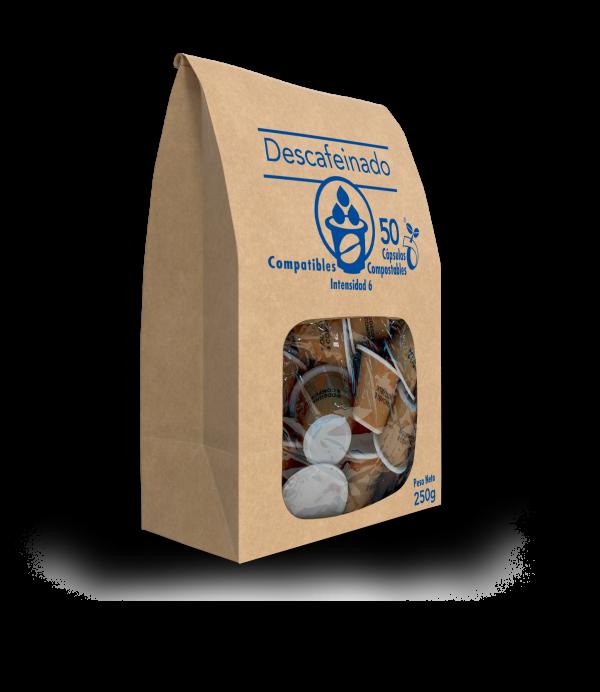 Saco craft descafeinado The Flavour Shop. Tu tienda online de té, café, rooibos e infusiones Saboreaté y Café
