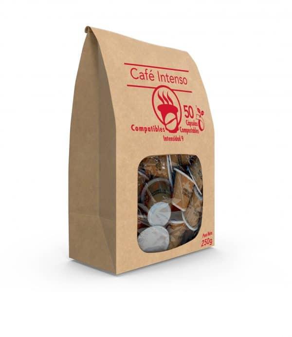 Saco craft intenso The Flavour Shop. Tu tienda online de té, café, rooibos e infusiones Saboreaté y Café