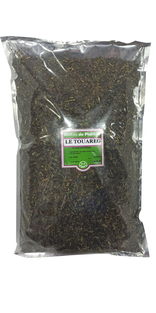 té verde LE TOUAREG 500 gramos