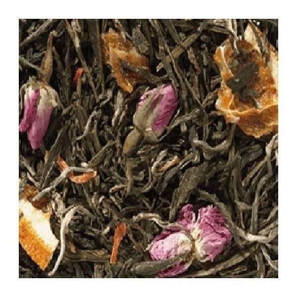 te blanco naranja 1 The Flavour Shop. Tu tienda online de té, café, rooibos e infusiones Saboreaté y Café