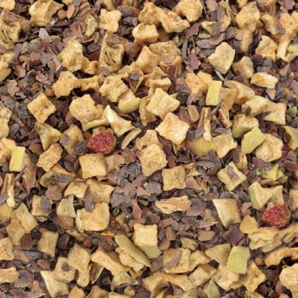 herbal chocolate manzana organico